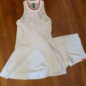 Stella McCartney tennis dress by adidas sz large